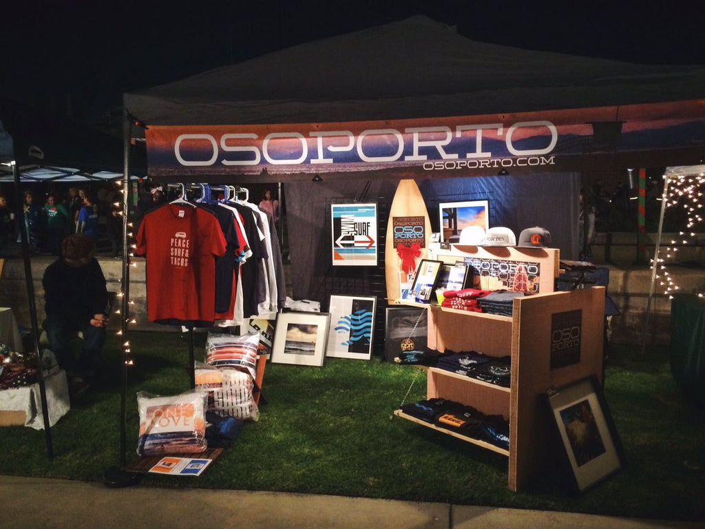 OsoPorto Pop-Up Christmas Market