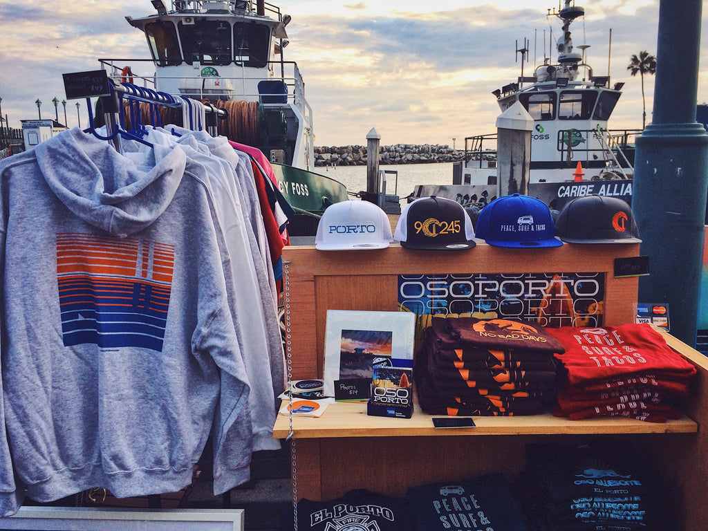 OsoPorto pop-up Redondo Beach
