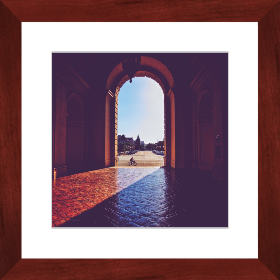 JBDSGND | Angles & Arches Glossy Print