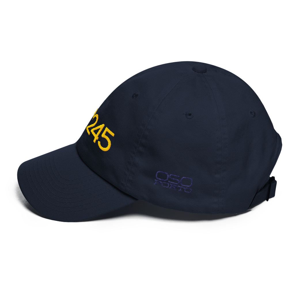 The Code: 90245 Dad Hat