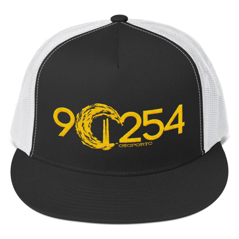The Code: 90254 Trucker Hat
