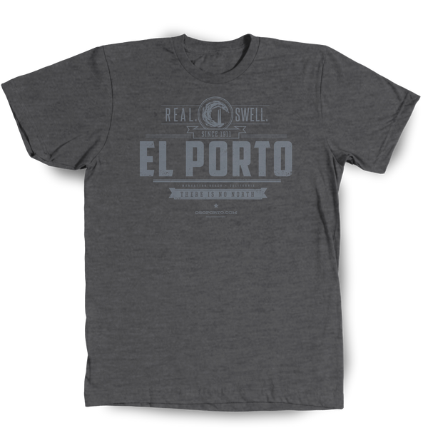 El Porto California surf spot t-shirt