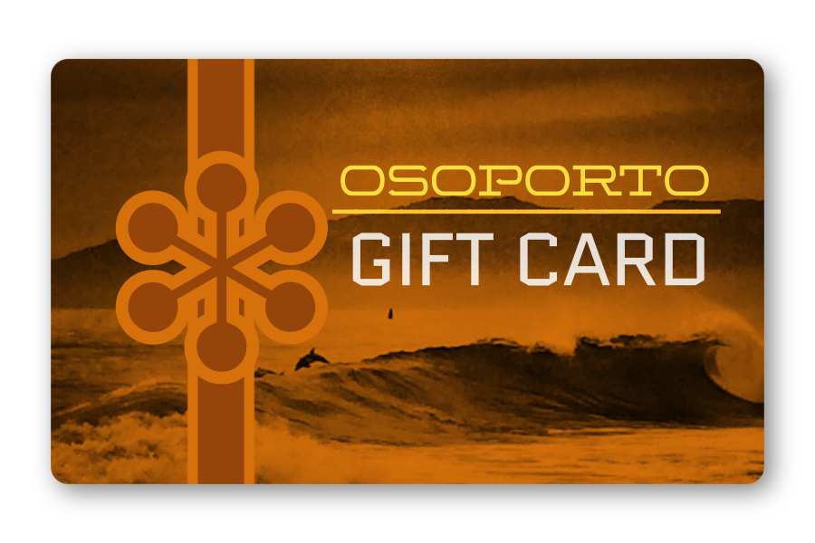 OsoPorto Gift Cards Request