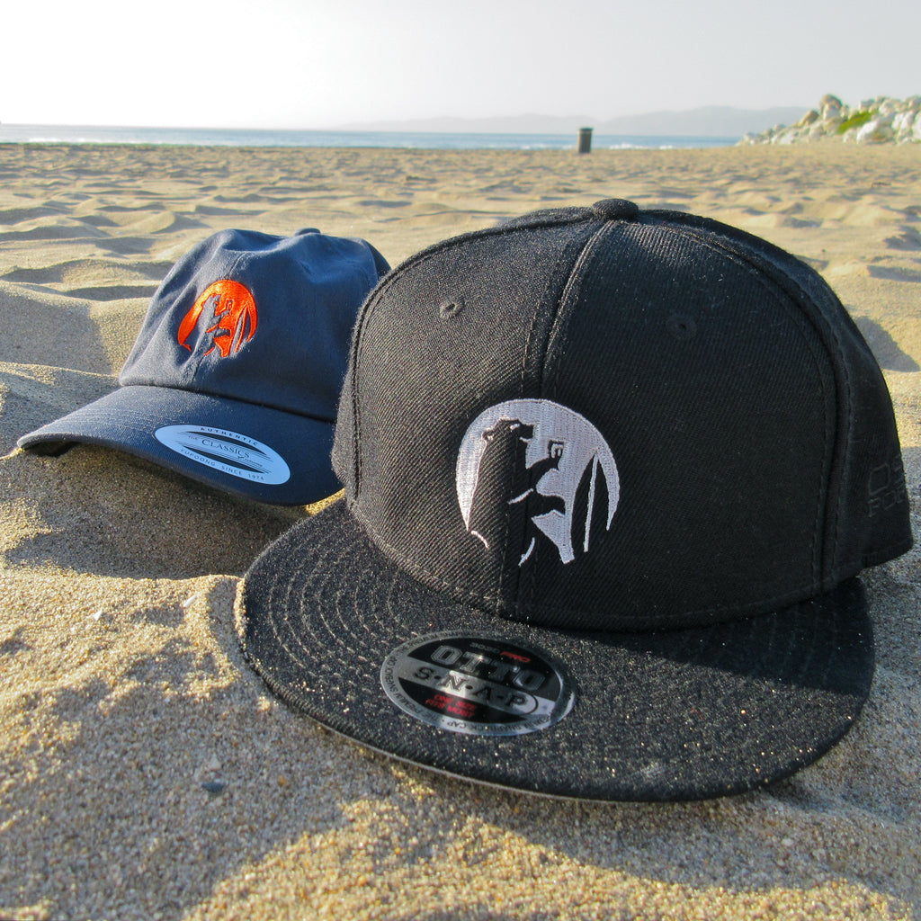 No Bad Days Bear Snapback