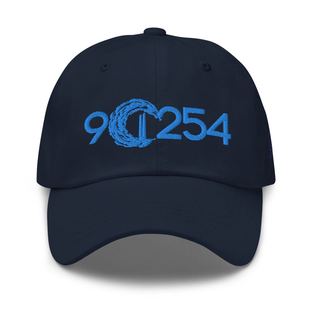 The Code: 90254 Dad Hat