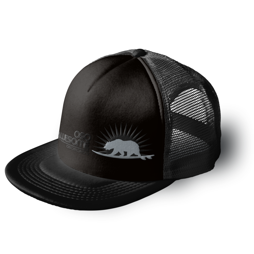 Oso Awesome Trucker Hat