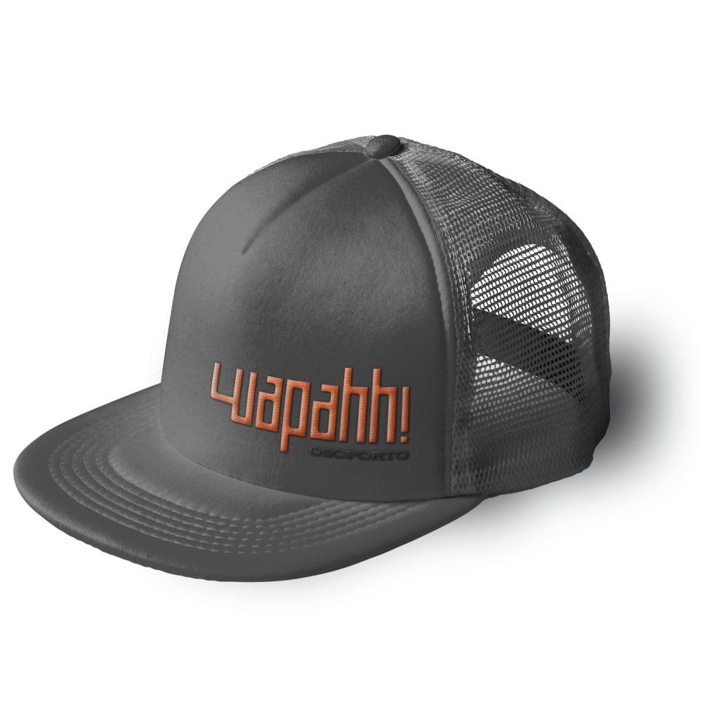 Wapahh! Trucker Hat