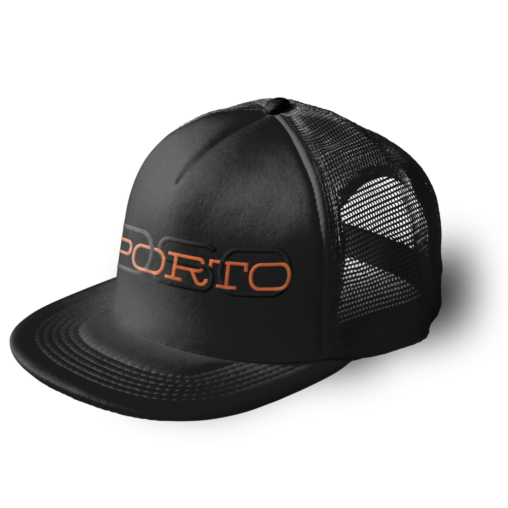 Interlock Trucker Hat