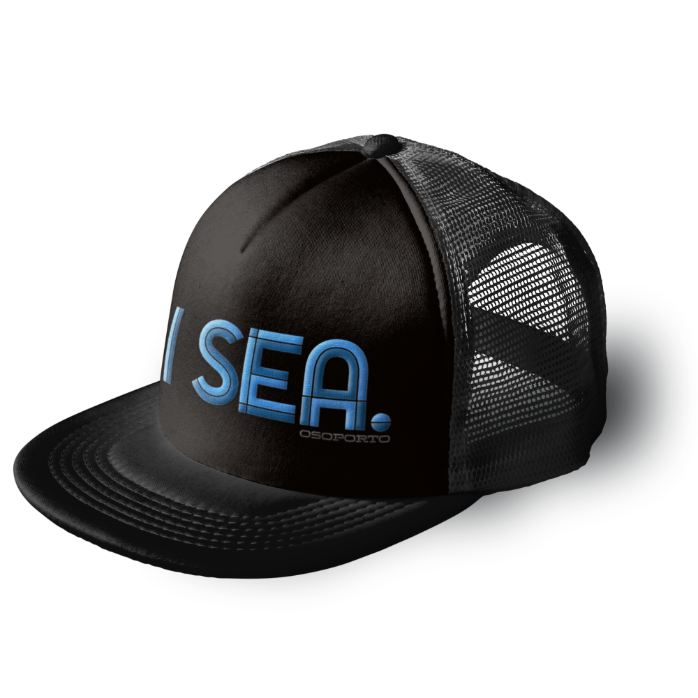 I Sea Trucker Hat - local order