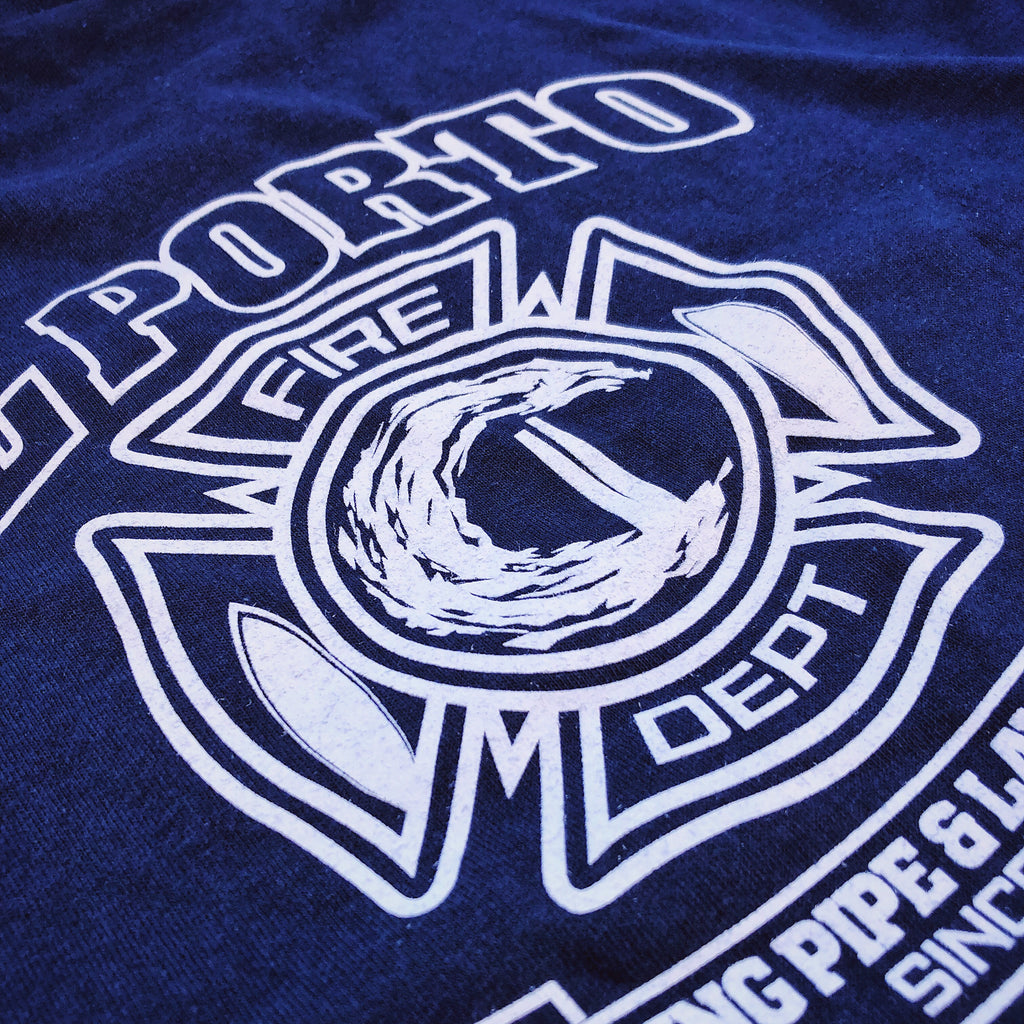 El Porto Fire t-shirt