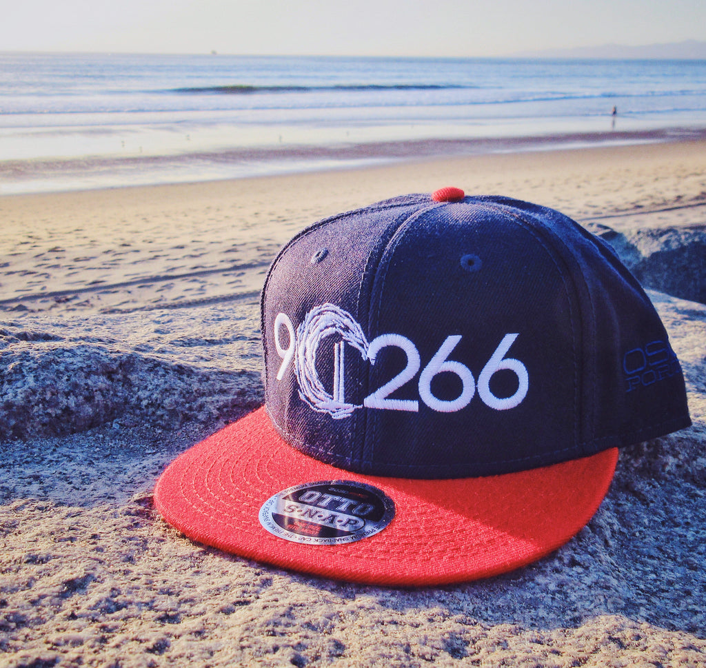 The Code: 90266 Snapback Hat