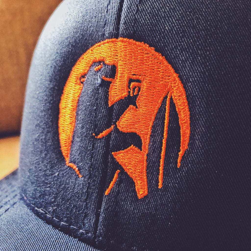 No Bad Days Bear Retro Trucker Hat