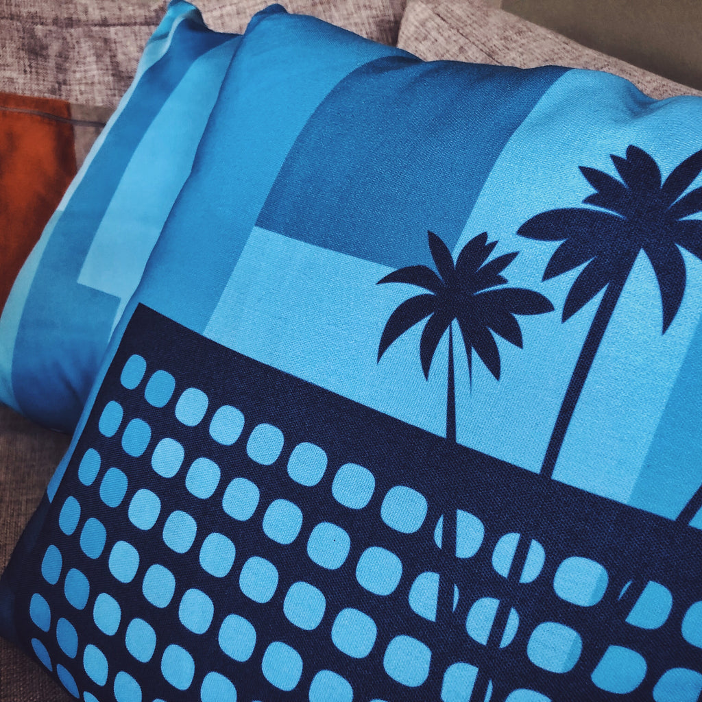 JBDSGND | LAX Palms Pillow