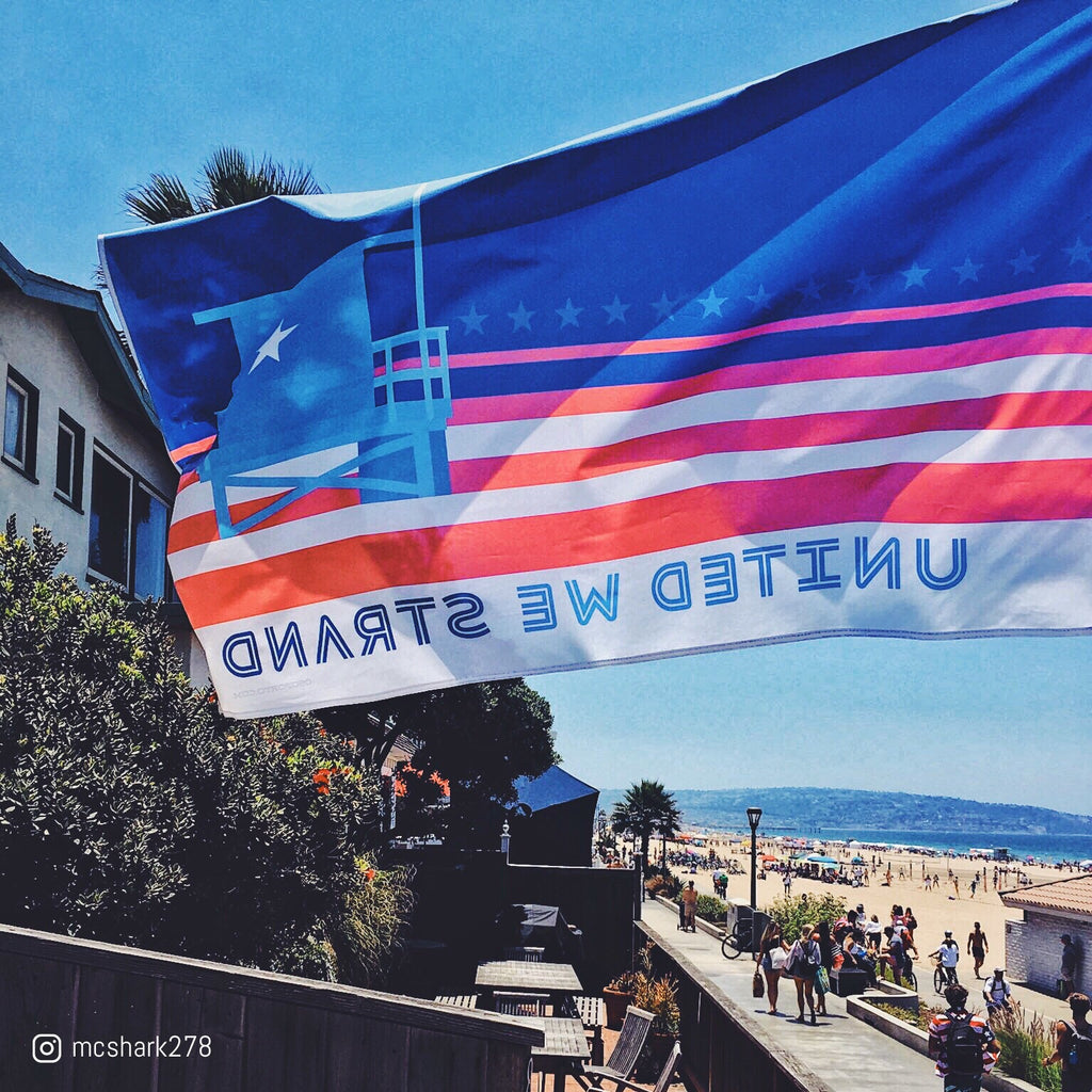 United We Strand Flag