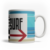 Swim or Surf mug