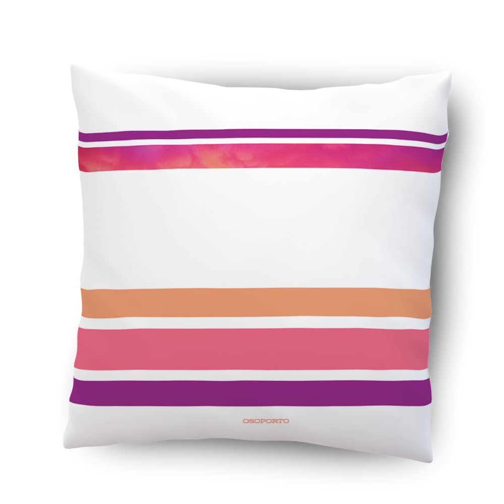 Echo: Garden Party pillow