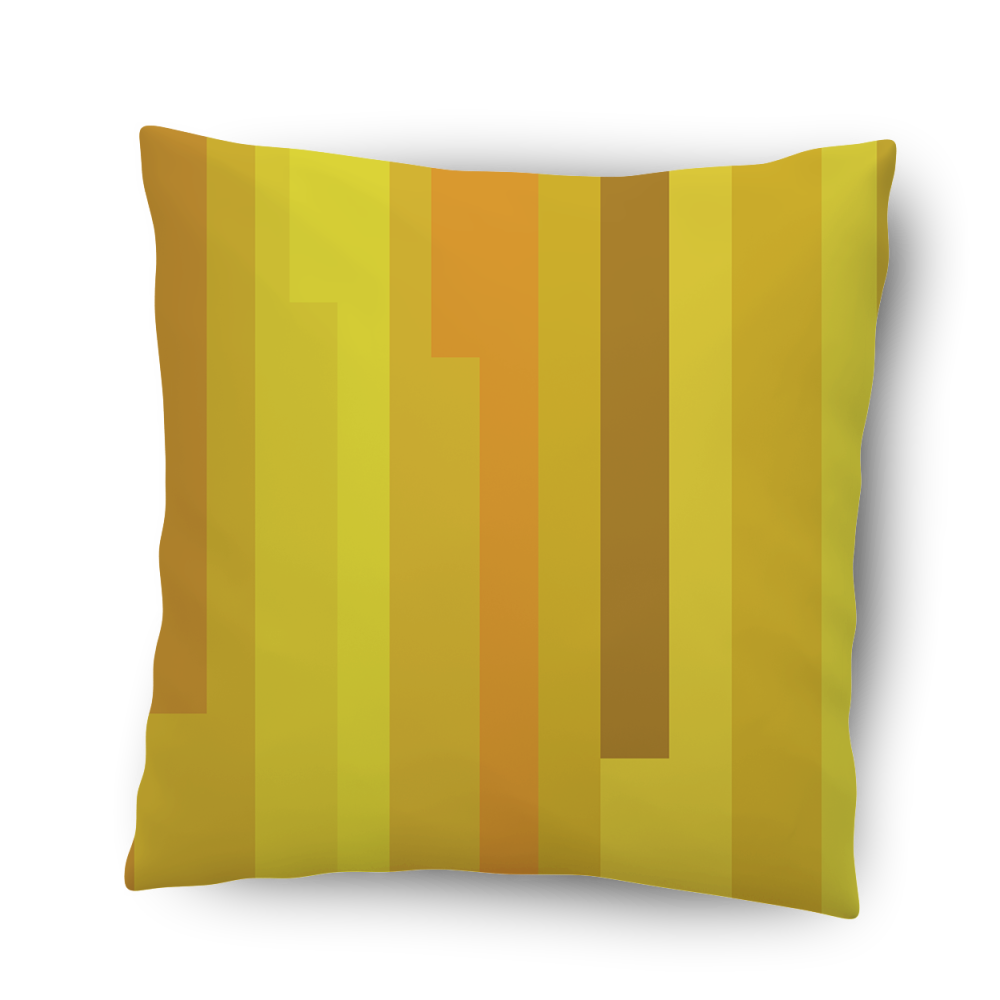 JBDSGND | LAX Fields of Gold Pillow