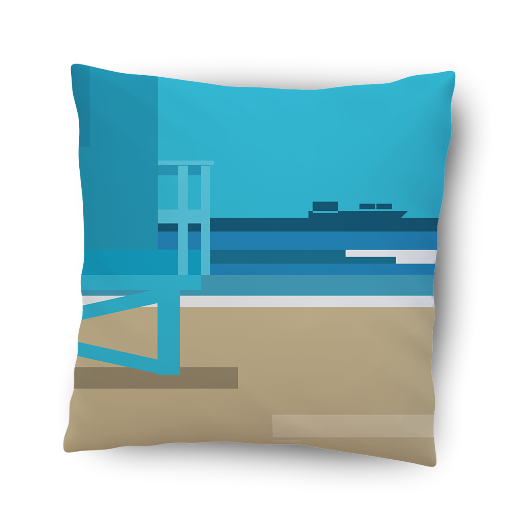Lifeguard Pillow