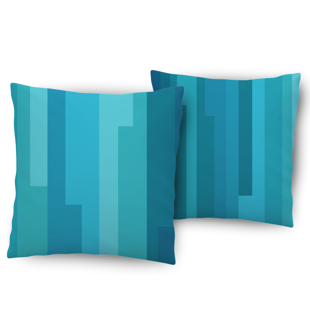 JBDSGND | LAX Blue Seas Pillow