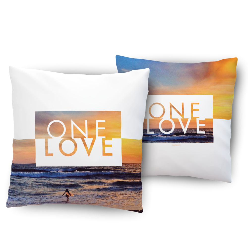 One Love: Constant pillow