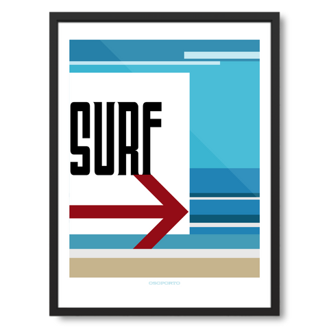 Surf That Way poster