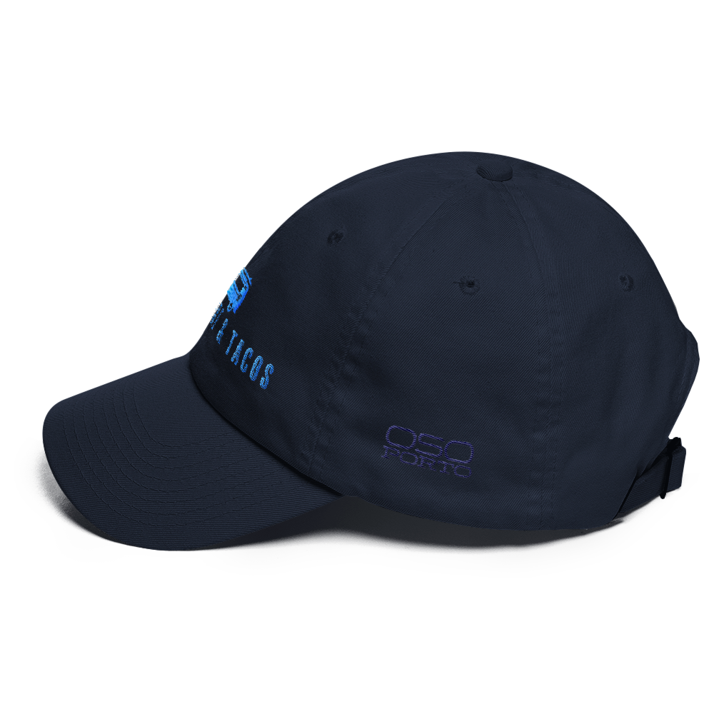 608283e4b504a Peace Surf   Tacos Dad Hat from OsoPorto