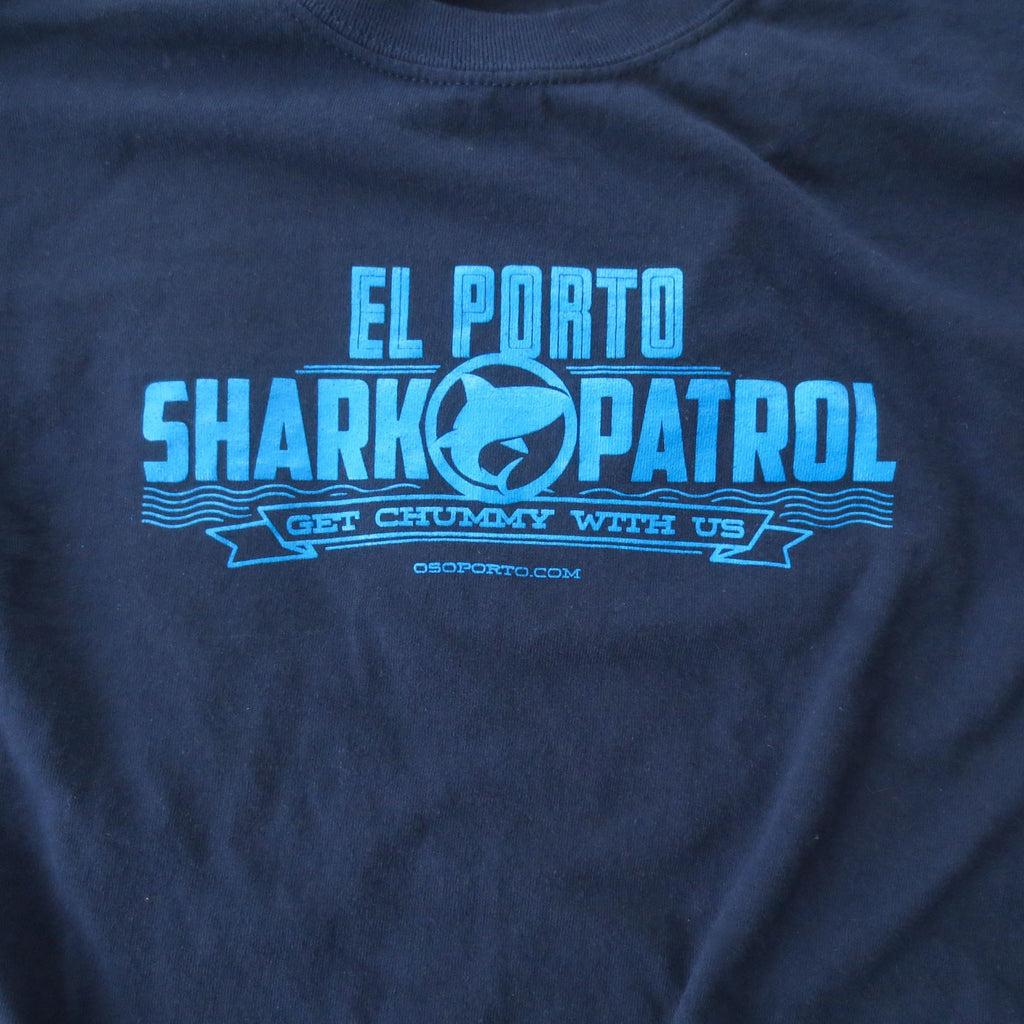 Sharknado is no match for El Porto Shark Patrol
