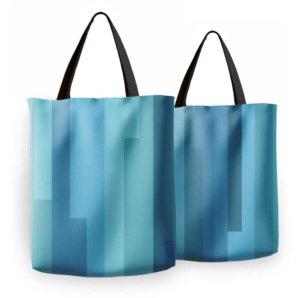 JBDSGND | LAX Blue Skies Tote Bag