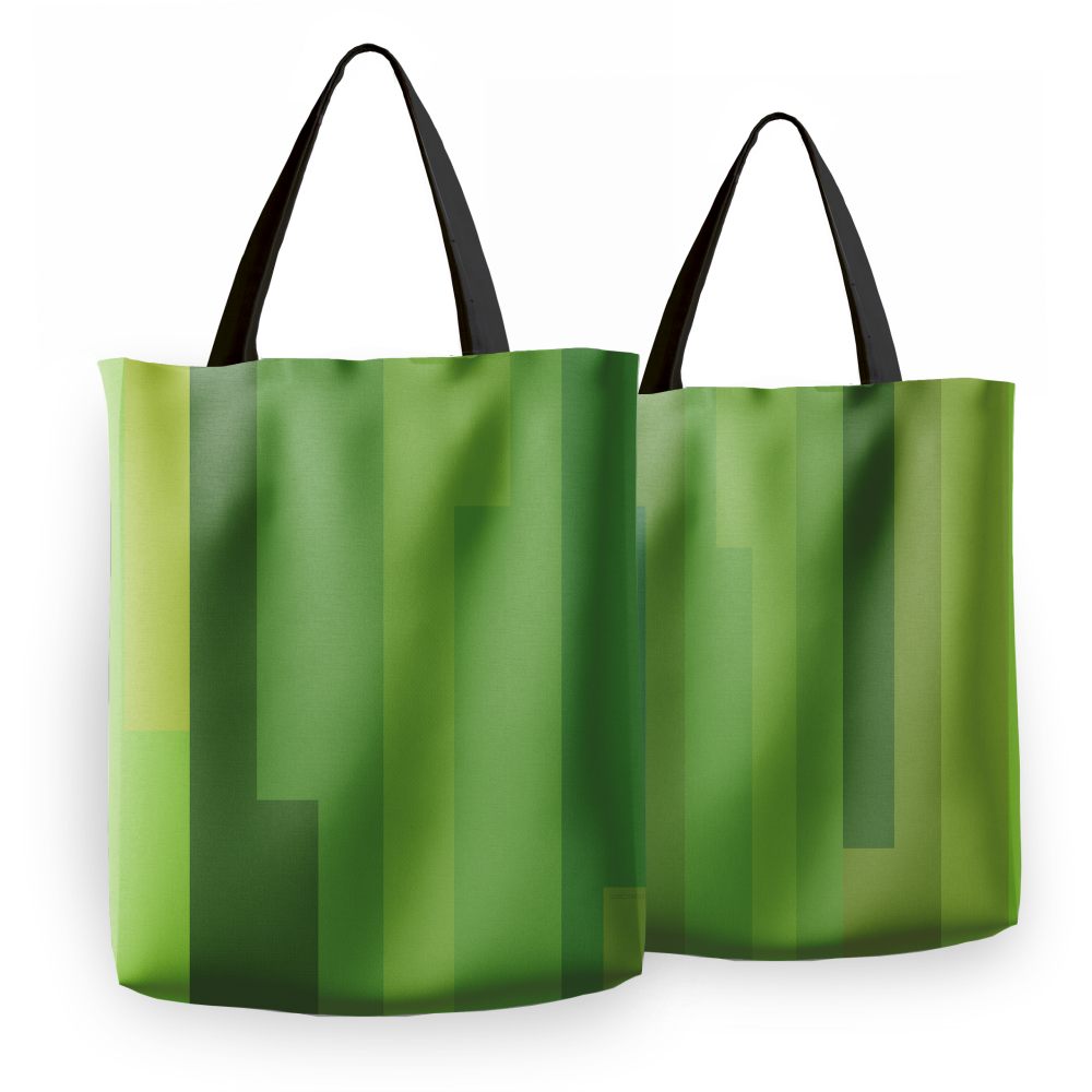 JBDSGND | LAX Green Meadows Tote Bag