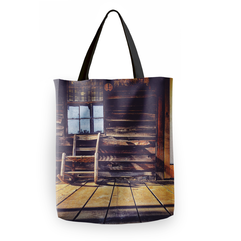 JBDSGND | Wood Tones Tote Bag
