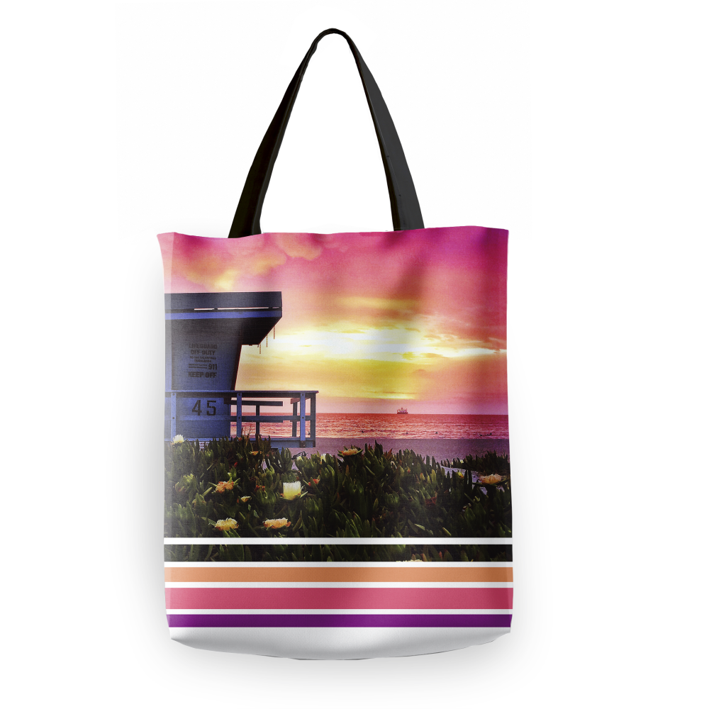 Echo: Garden Party Tote Bag