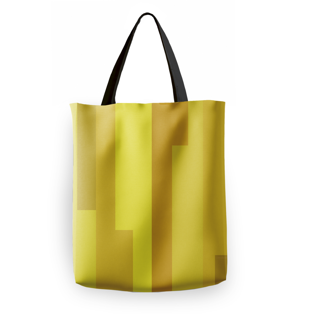 JBDSGND | LAX Fields of Gold Tote Bag