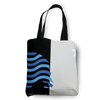 Steppin' Out tote bag