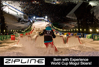 7eaecf26aca World Cup Mogul Skiers! After an intense phase of on snow testing in the  USA