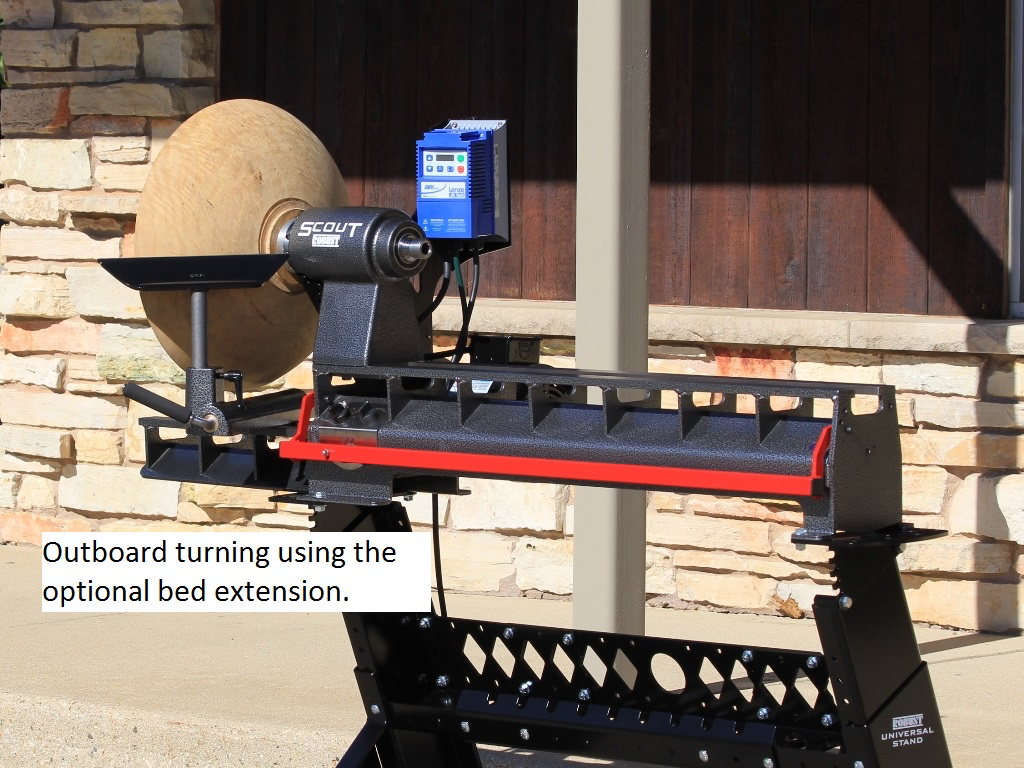 ROBUST - SCOUT BED EXTENSION