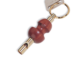 Keyring Whistle kit 24kt.