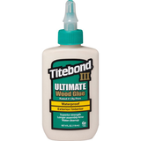 4oz/115ml-Titebond 3 Waterproof Wood Glue-