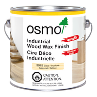 Industrial Wood Wax Finish 3078 2.5L