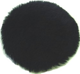 "3"" velour backed Shearling Buffing Pad"