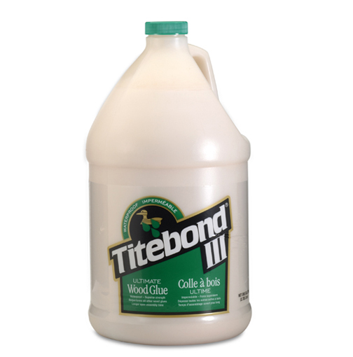 Titebond III waterproof Glue 1 gal.