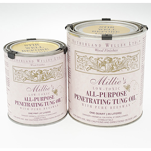 Millie's™ All Purpose Penetrating Tung Oi-1 Quart
