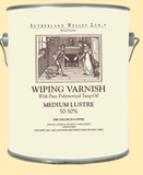 WIPING VARNISH MEDIUM LUSTRE