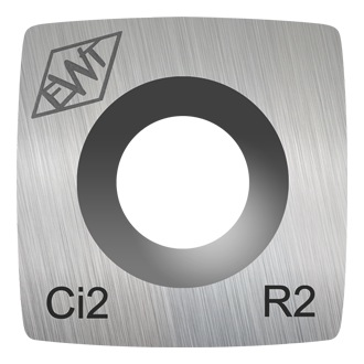 "Ci2-R2-2"" Radius Replacement Carbide Cutter"