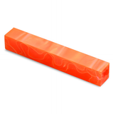 Acrylic Acetate Red Swirl explosion Pen Blank