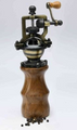 EZ-Assemble Antique Style Salt and Pepper Mill Mechanism in Antique Brass