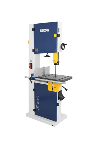 "Rikon 18"" Band Saw with 2 HP motor- call to order one"