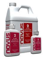 NOVUS- #2 - 8ozLIGHT SCRATCH REMOVER