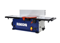 "Rikon-20-800H 8""Bench Top Jointer  w/ Helical style cutterhead."