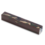 Acrylic Acetate Pen Blank-Jungle Camo Pen Blank