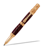 ictorian Twist Pen in 24kt Gold